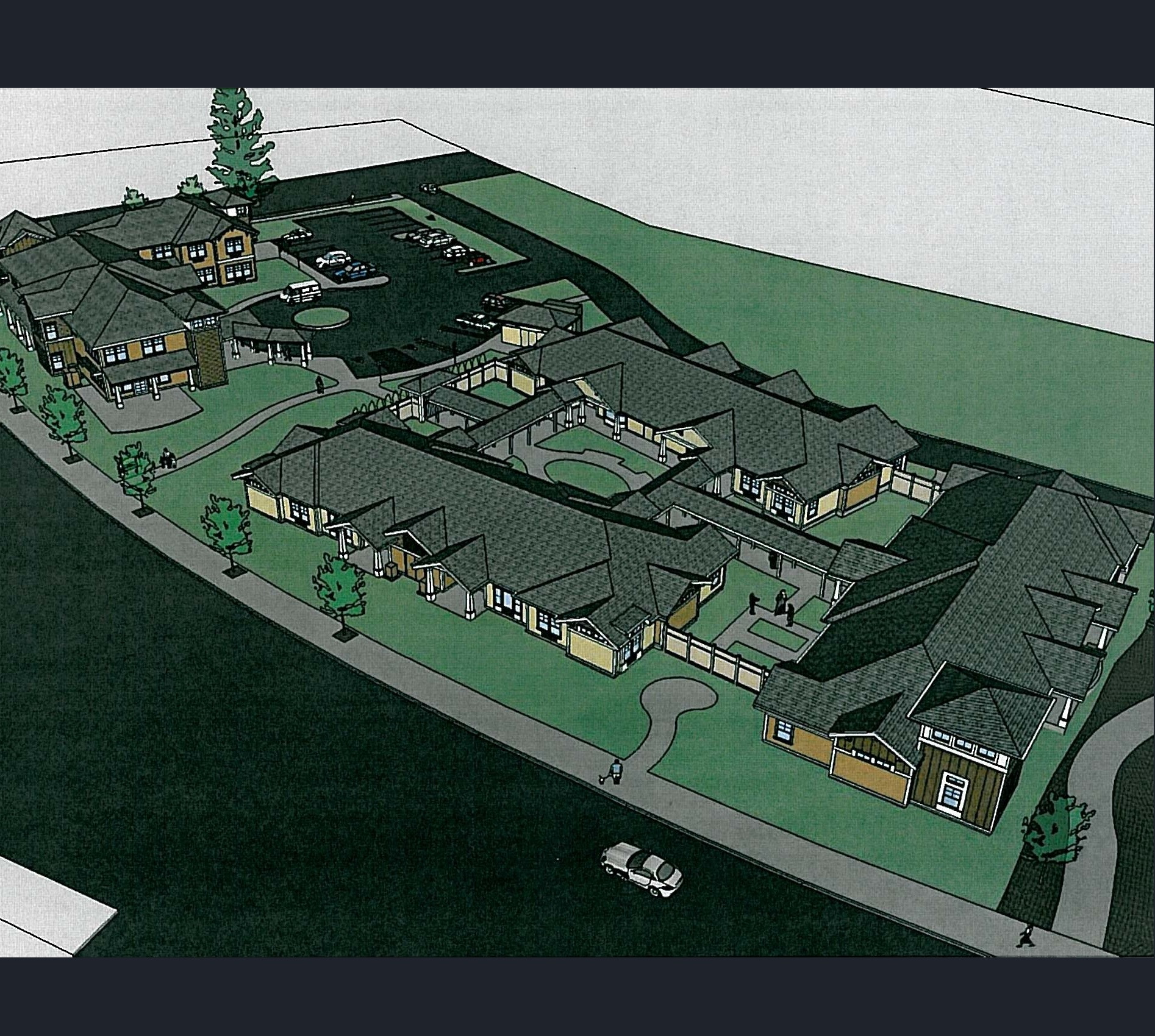 Image for Clatsop Care Heath District Innovative Care Campus
